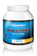 Power Tec Pure Carbs 3000g